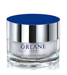 ABSOLUTE SKIN RECOVERY. ORLANE Creme De Nuit Reparatrice Anti-Fatigue Absolu 50ml