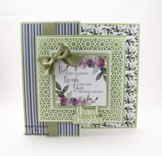 For Her Paper Collection With Female Relations, Occasion and Celebration Die Collection - Crafty Card Designs
