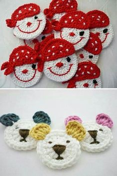 Lila Ideen, Improve your skills by learning these niche crochet techniques One of the things I love most about cro… in 2020 Crochet Amigurumi, Crochet Teddy, Crochet Bear, Crochet Hooks, Free Crochet, Beaded Crochet, Motifs D'appliques, Crochet Motifs, Crochet Hello Kitty