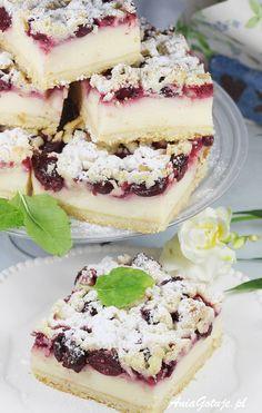 Ciasto kruche | AniaGotuje.pl Food Cakes, Cake Recipes, Cheesecake, Fish, Cook, Cakes, Easy Cake Recipes, Kuchen, Cheesecakes