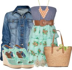 LOLO Moda: Trendy women styles 2013 minus shoes and purse it would look even better