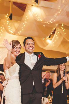 Happy bride and groom #bestdayever #brideandgroom #love #happy