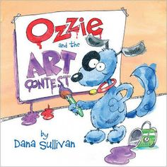 Books That Heal Kids: Book Review: Ozzie and the Art Contest - sounds like a good book about following directions