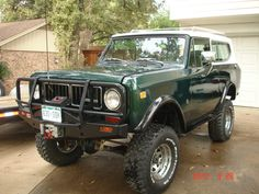 1973 International Scout II Ground Up New Rebuild