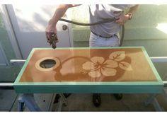 DIY Cornhole Boards, Part 3: Paint & Clear Coats — Central Coast Painting Contractor Advance Painting Serving San Luis Obispo, Arroyo Grande, Orcutt, Five Cities