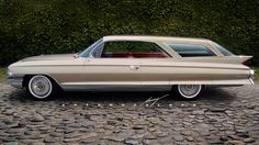 1961 Cadillac Station Wagon