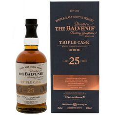 Balvenie 25 years Triple Cask