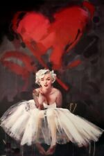 Marilyn Monroe James Paterson (Paint) - Maxi Poster 61cm x 91.5cm PP33769 - F06 | eBay Marilyn Monroe Cuadros, Marilyn Monroe Wallpaper, Marilyn Monroe Tattoo, Marilyn Monroe Painting, James Patterson, Andy Warhol Marilyn, Images Murales, Cool Wall Decor, Pin Up Girls