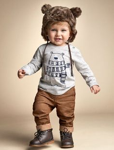 Kids | Baby Boy Size 4-24m | Tops & T-shirts | H&M US