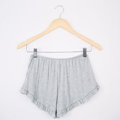 Dahlia Grey Shorts