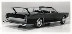 1968 Lincoln Continental Convertible for Secret Service use | Flickr - Photo Sharing!