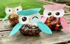 Owl Crafts Ideas