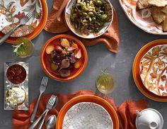 I love the Williams-Sonoma Moroccan Dinner on williams-sonoma.com