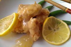 Chinese Lemon Chicken (Sauce)