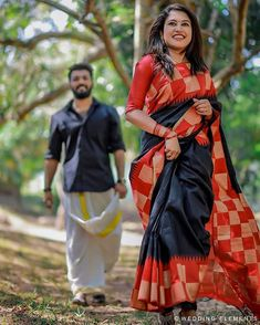 Photo Poses For Couples, Girl Photo Poses, Girl Photos, Cute Couples, Indian Wedding Poses, Pre Wedding Poses, Pre Wedding Photoshoot, Wedding Shoot, Kerala Wedding Photography