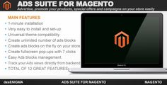 Ads Suite for Magento (Magento Extensions)   freeshortlinks