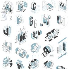 Αποτέλεσμα εικόνας για The Exploded Alphabet by Matt Stevens