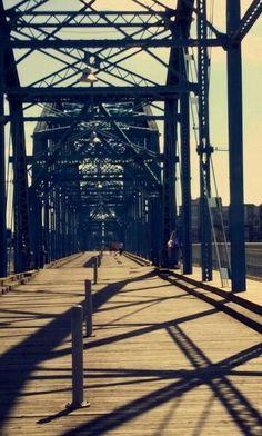 Walking bridge Chattanooga TN