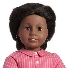 Addy Mold, also called the African-American Face Mold, was the second face mold created for the American Girl Doll line; it was first introduced in 1993.Addy Mold, also called the African-American Face Mold, was the second face mold created for the American Girl Doll line; it was first introduced in 1993.