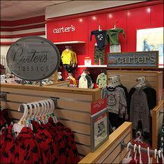 Carter's Complete Department Branding Effort