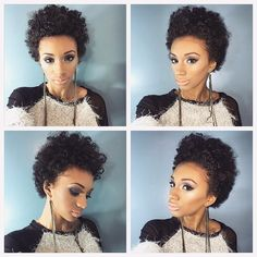@kayshara , They say when a woman cuts her hair she's about to change her life! #Hair2mesmerize #naturalhair #healthyhair