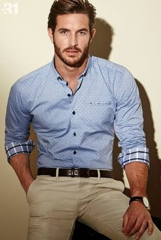 American Idle: Justice Joslin For Simons Spring 2015!