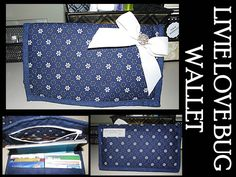 LIVIE LOVE BUG WALLET INSTRUCTION – Sew, What's New?
