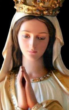 Mother Mary - Holy Mary, mother of God, prayer for us sinners now and at the hour of our death. Mother Of Christ, Blessed Mother Mary, Divine Mother, Blessed Virgin Mary, Madonna Art, Madonna And Child, Holy Mary, Mary I, Images Of Mary
