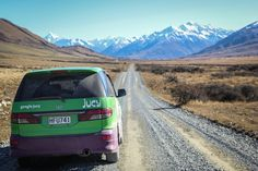 New Zealand Road Trip - here is my definitive guide to road tripping in New Zealand in a car or campervan with Jucy.