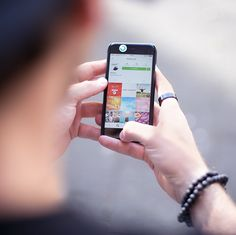 Pimp dein Smartphone auf und mach es wie @marvinalbrecht!  Pssst… das Bloppy-Gewinnspiel läuft noch bis Freitag!