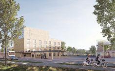 Neue Mitte Salem Visualisierung Rathaus von LINK3D