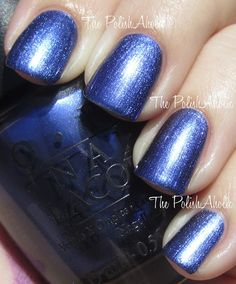 Into the Night (OPI, Spider Man Summer 2012 Collection)