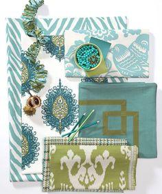 Cosmopolitan Fabric Collection. Image: calicocorners.com.