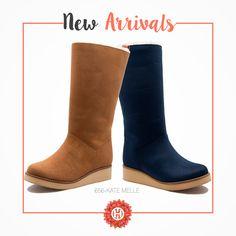 Las botas más cómodas :)
