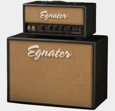 Egnater Tweaker 15 Half Stack.. GAS much...