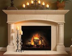 New Decorating Fireplace Mantel Pictures