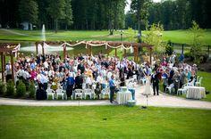 Trellis Wedding Ceremony