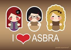 asbra dolls