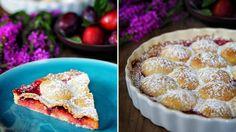 Geniální koláč podle receptu Mary Berry (anglická spisovatelka, autorka více jak 70 kuchařských knih) stojí určitě za vyzkoušení. Delia Smith, Camembert Cheese, Menu, Pie, Food, Fruit Cakes, Tarts, Drinks, Menu Board Design