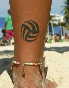 New Ideas for tattoo couple quotes mom Volleyball Tattoos, Volleyball Memes, Volleyball Jerseys, Volleyball Pictures, Foot Tattoos, Sexy Tattoos, Body Art Tattoos, Tribal Tattoos, Small Tattoos