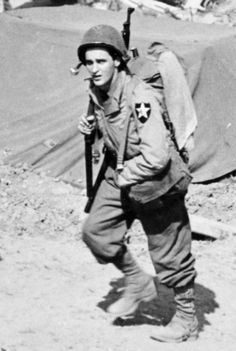 Omaha Beach, 7 june 1944. Pvt Vincent M. Killen, 38th Infantry Regiment, 2nd Infantry Division. He was killed in action on june 21, 1944 at Saint-George-d'Elle. He is buried at the Normandy American cemetery at Colleville-sur-Mer, Plot J - Row 15 - Grave 23.