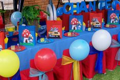 """Smurf Goody bag ideas  -  """"Smurfs Party"""" by Treasures and Tiaras Kids Parties, via Flickr"""