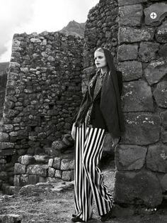 inca trail: nathalia oliveira by nicole bentley for marie claire australia april 2014