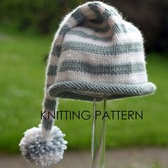 Blueberry Barn baby stocking hat. One to try!