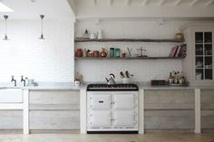 As featured on Houzz – A beginner's guide to heating a cold kitchen on any budget