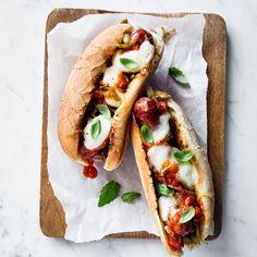 11 Essential Super Bowl Sandwiches