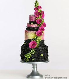 Cake by Oven Art Designer Cake