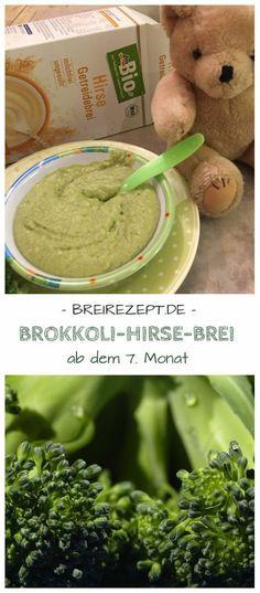 EIn Babybrei mit Brokkoli, Hirse und Hackfleisch eignet sich bereits für das Baby ab dem 7. Monat als Mittagsbrei. Hier geht es zum Beikost-Rezept: https://www.breirezept.de/rezept_herzhafter_hirsebrei_mit_brokkoli_und_hackfleisch.html