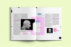 Revista MOBSEEN on Behance
