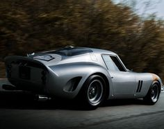 250 GTO...there's no cooler Ferrari, period.